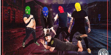 Masked Intruder tickets