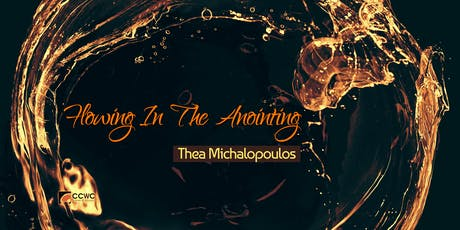 Flowing In The Anointing tickets