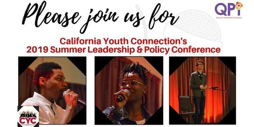 CYC Summer Leadership & Policy Conference