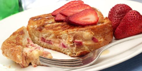 Cook With Your Kid: Stuffed French Toast tickets