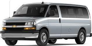 Van Ride to FCI Western Correctional Facility