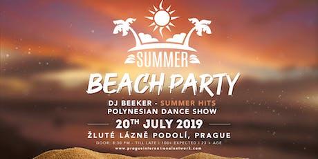 Summer Beach Party tickets