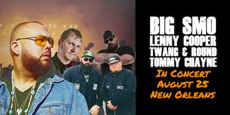 Big Smo @ New Orleans tickets