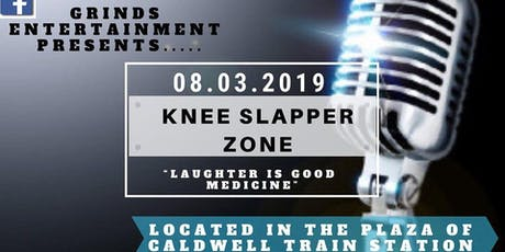 Knee Slapper Zone Comedy tickets