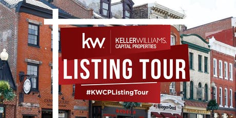 August 2019 - KWCP Pre-Market Listing Tour tickets