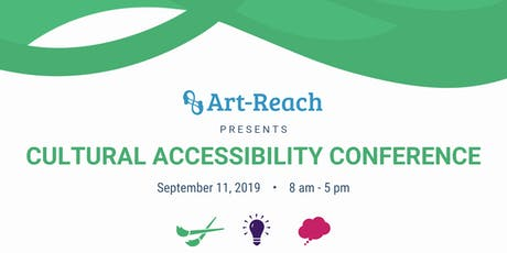 Cultural Accessibility Conference  tickets