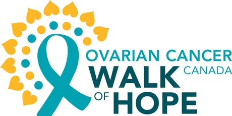 Ovarian Cancer Canada Walk of Hope St Johns tickets