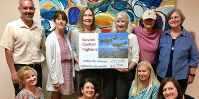 Free Sustainable Living and Climate Action Workshop Series with Resilient Neighborhoods- Novato