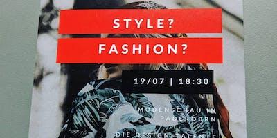 FASHNET Fashion Show