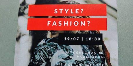 FASHNET Fashion Show Tickets