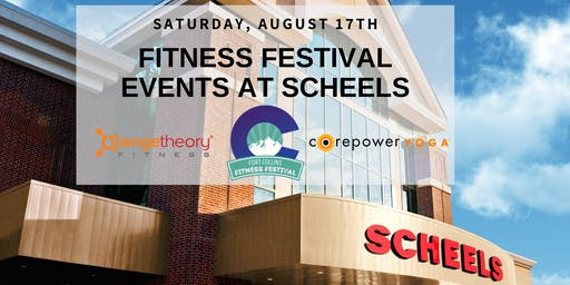Fitness Festival Events at SCHEELS
