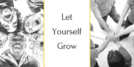 Let Yourself Grow, Half-Day Workshop tickets