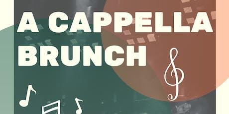 A Cappella Brunch  tickets
