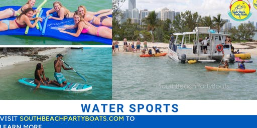 Water sport Party
