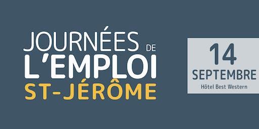 JOURNÉE DE L'EMPLOI - SAINT-JÉRÔME