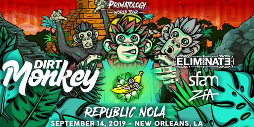 Dirt Monkey - PRIMATOLOGY TOUR