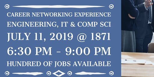 Career Networking Experience - Fall