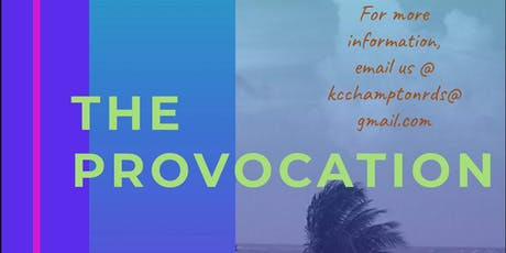 The Provocation: A Women's Gathering tickets