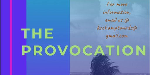 The Provocation: A Women's Gathering