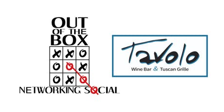 September's Out of the Box Networking Social tickets