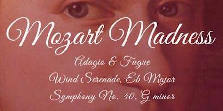 Mozart Madness tickets