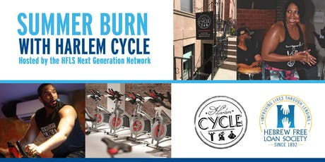 SUMMER BURN with Harlem Cycle tickets
