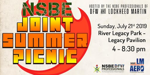 NSBE Joint Summer Picnic