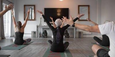 Pilates and Wellness Retreat Essex Oct 2019