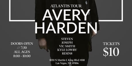 Steven Joseph  on  the  Atlantis Tour tickets
