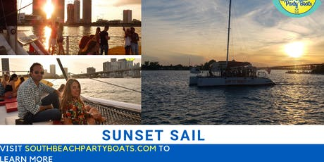 Sunset Sailing Yatch tickets