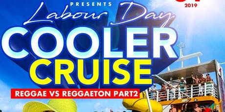 Reggae vs Reggaeton Cooler Cruise tickets