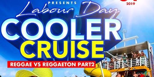 Reggae vs Reggaeton Cooler Cruise