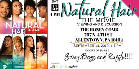 Natural Hair The Movie tickets