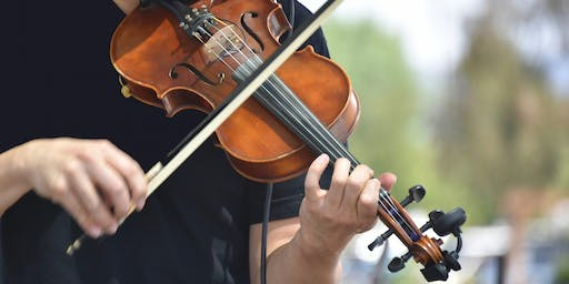 The Ohio State Fiddlers Contest