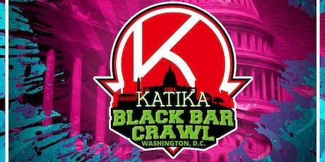 Katika Black Bar Crawl: D.C. Edition tickets