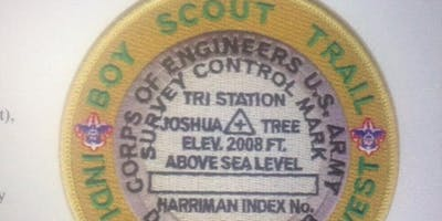 Adventurers: Boy Scout Trail