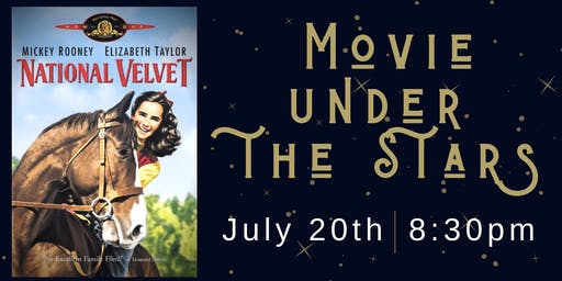 Movie under the stars at Southlands