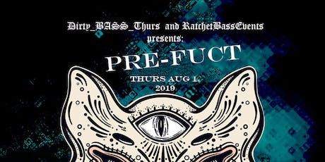 Pre FUcT tickets