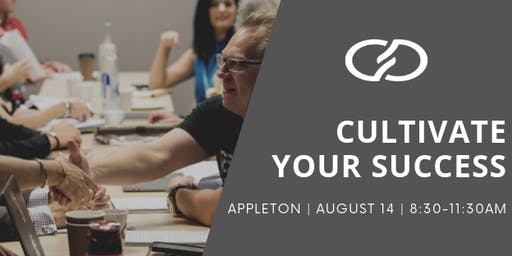 Cultivate Your Success Appleton