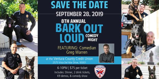 BARK OUT LOUD COMEDY NIGHT 2019