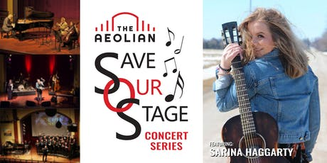 Save Our Stage Concert Series: Sarina Haggarty tickets