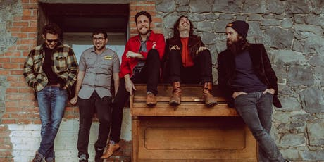 THE BROTHERS COMATOSE + Jonathan  Warren and The Billy Goats tickets