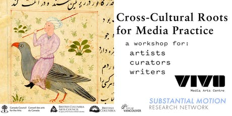Cross-Cultural Roots for Media Practice tickets