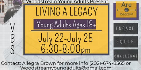 Living a Legacy tickets