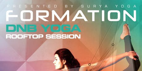 Formation Dnb Yoga Roof Top Session  tickets