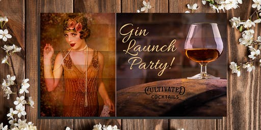 Cultivated Cocktails Shades of Rosé Launch Party!
