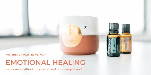 Natural Solutions for Emotional Healing