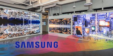 Samsung Executive Briefing Center Irvine, CA - Aug 1st 2019 tickets