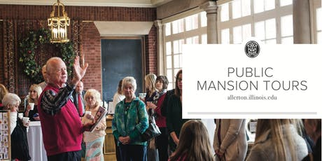 Public Mansion Tours - Holiday Style! tickets