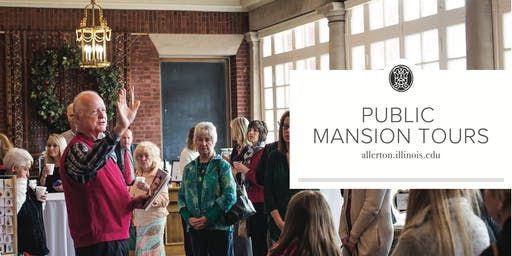 Public Mansion Tours - Holiday Style!